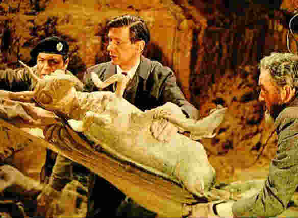 Quatermass And The Pit 1967 - Hammer Films